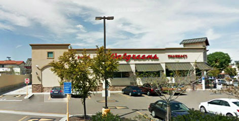 image of Walgreens in Fallbrooks, CA